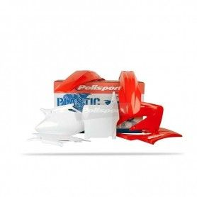 KIT DE PLASTICOS MX HONDA CRF - 450 (2004)
