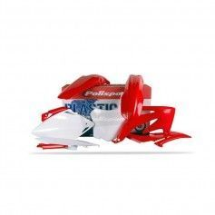 KIT DE PLASTICOS MX HONDA CRF - 450 (2008)