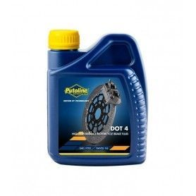 BOTELLA PUTOLINE BRAKE FLUID DOT 4 0,5L