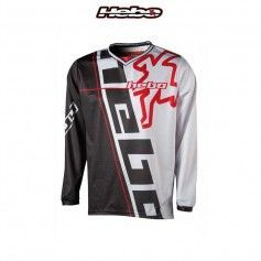 CAMISETA HEBO PHENIX CROSS/ENDURO (NEGRO)