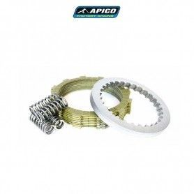 KIT COMPLETO EMBRAGUE + MUELLES APICO KX 65 (00-18) RM65 (03-05)