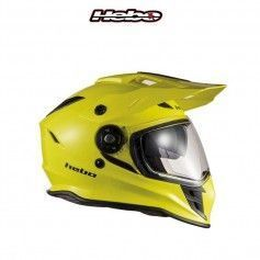 CASCO HEBO DS TRANSAM TRAIL-ENDURO AMARILLO FLUOR