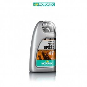 BOTELLA DE ACEITE MOTOREX TOP SPEED 4T 10W40 1L