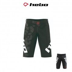 PANTALONES HEBO AM REPLICA JUNIOR NEGRO