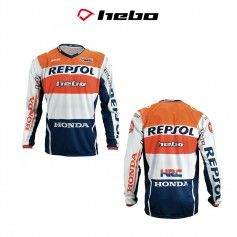 CAMISETA HEBO TRIAL MONTESA TEAM