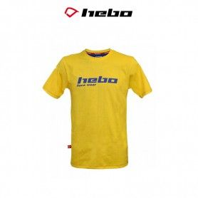 CAMISETA HEBO RACE WEAR AMARILLO