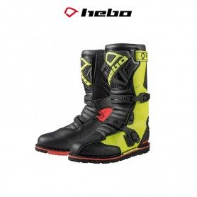 BOTA TRIAL TECHNICAL 2.0 MICRO AMARILLO FLUOR