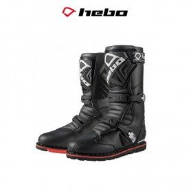 BOTAS TRIAL TECHNICAL 2.0 LEATHER NEGRO