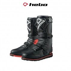 BOTA TRIAL TECHNICAL 2.0 MICRO NEGRO