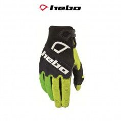 GUANTES HEBO SCRATCH NEGRO