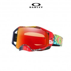 GAFAS OAKLEY AIRBRAKE JEFFREY HERLINGS SIGNATURE, LENTE PRIZM TORCH