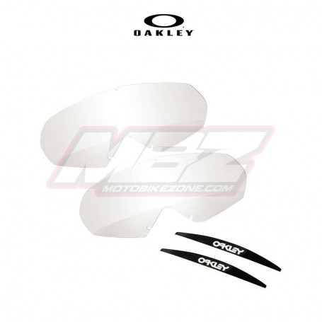 LENTE ROLL-OFF OAKLEY MAYHEM,  TRANSPARENTE