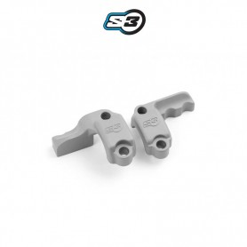 MASTER CYLINDER SAVE FOR BREMBO D+I SILVER